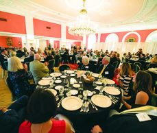 The West Virginia Chamber Annual Meeting and Business Summit at the Greenbrier Resort in White Sulphur Springs, WV. August 30, 2018. (J. Alex Wilson)